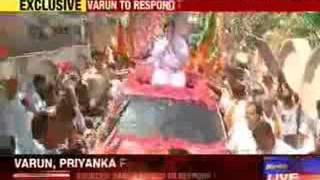 Varun Gandhi to file nomination - NEWSXLIVE