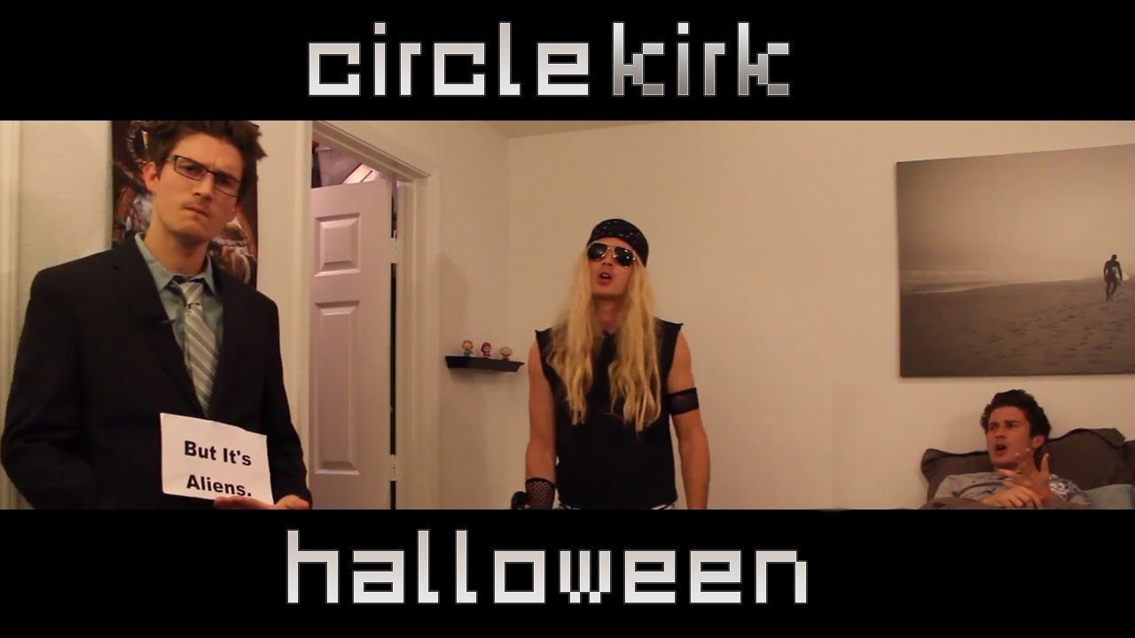 It's Halloween Time - CircleKirk