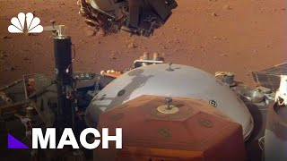 This Is What The Wind Sounds Like on Mars | Mach | NBC News - NBCNEWS