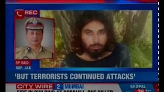 Kashmir Action Plan: Peace bid gets hostile response; centre acts against terror - NEWSXLIVE