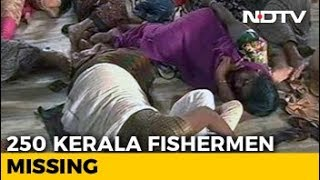 Conflicting Figures On Missing Fishermen Adds To Agony Of Families - NDTV