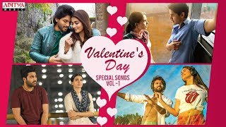 ♥♥♥ Valentine's Day Special Songs Vol -1 ♥♥♥ || Popular Love Songs Jukebox - ADITYAMUSIC