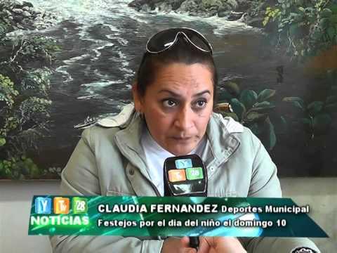 FLASH 06 08 14 Claudia Fernandez Gurises felices en Iguazu