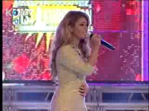 Dashni Morad - Miss Kurdistan 2013 - Live Show - The Powere Of Love - Open Your Eyes