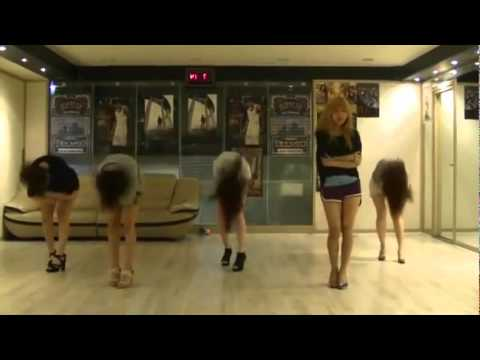Chocolat - Syndrome mirrored dance practice