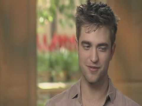 Robert Pattinson Talks About