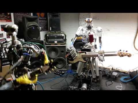 להקת רובוטים - מטאל אמיתי