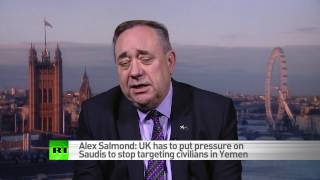 Assault on IS the only intl action should be taken in Syria, rest to cause prolonged war – Salmond - RUSSIATODAY