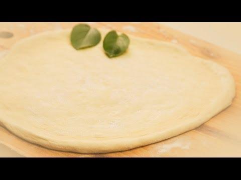 Cómo se hace masa para pizza