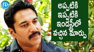 Rahman About Changes In Industry || #16Movie || Talking Movies With iDream - IDREAMMOVIES