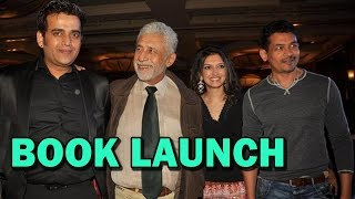 Naseeruddin Shah and Ravi Kishen at a Book launch | Bollywood News
