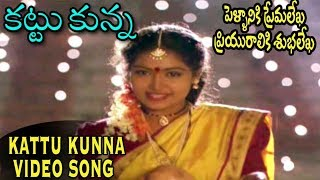 Kattu Kunna | Pellaniki Premalekha Priyuraliki Subhalekha Movie Song  కట్టు కున్న | Rajendra Prasad - RAJSHRITELUGU