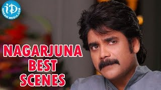 Nagarjuna Birthday Best Scenes || Nagarjuna Birthday Special - IDREAMMOVIES