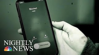 Virtual Kidnapping Scam Targeting Families On Social Media | NBC Nightly News - NBCNEWS
