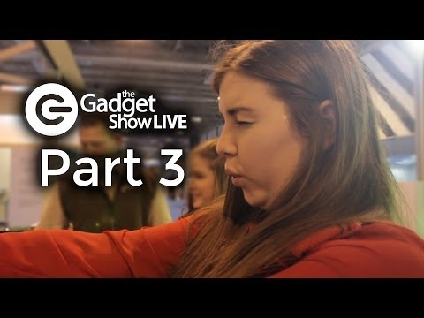 The Gadget Show Live 2014 - Part 3