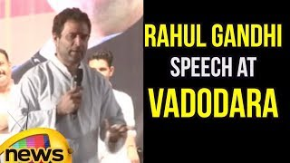 Rahul Gandhi Interact with Entrepreneurs and Professionals in Vadodara QA | Mango News - MANGONEWS