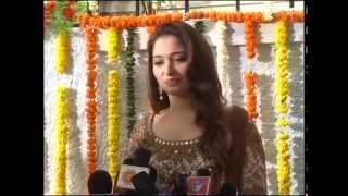 Bengal Tiger Movie Opening | Ravi Teja, Tamannaah Bhatia, Rashi Khanna - TFPC