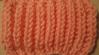 ВЯЗАНИЕ СПИЦАМИ! АНГЛИЙСКАЯ РЕЗИНКА!Вязание для начинающих.knitting.