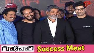 Goodachari Movie Success Meet | Adivi Sesh | Sobhita Dhulipala | TeluguOne - TELUGUONE
