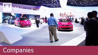 The long road to a driverless future - FINANCIALTIMESVIDEOS