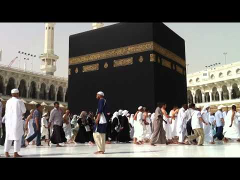 Makkah Azan LIVE HD  -  May 2011 - Islamic call to prayers