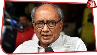 Election Results Live: Digvijay Singh बोले- Madhya Pradesh में Congress की सरकार बनेगी - AAJTAKTV