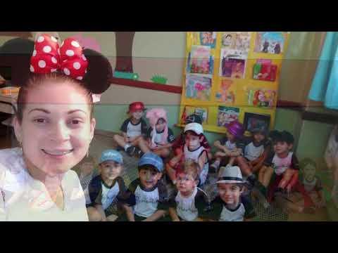 Homenagem da educadora Tailaine aos educandos do Maternal III A