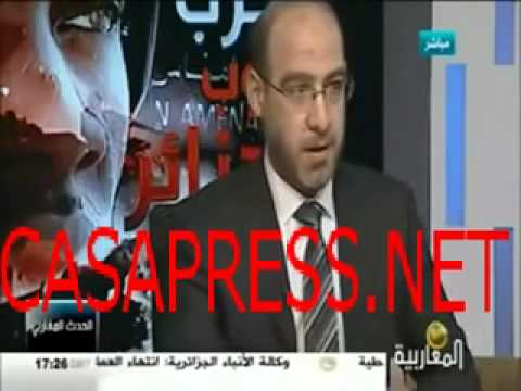 ح ه المسؤول السابق في المخابرات الجزائرية  : لدينا تسجيل إباحي لبوتفليقة نفسه