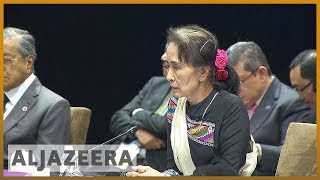 🇲🇲Myanmar gets 'weak' criticism over Rohingya at ASEAN summit l Al Jazeera English - ALJAZEERAENGLISH