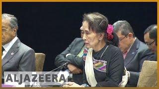 🇲🇲Myanmar gets 'weak' criticism over Rohingya at ASEAN summit l Al Jazeera English - ALJAZEERAENGLISH