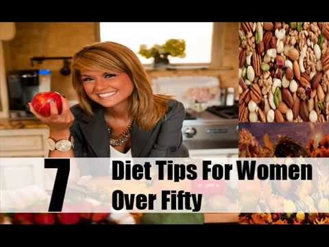 7 Great Diet Tips For Women Over Fifty