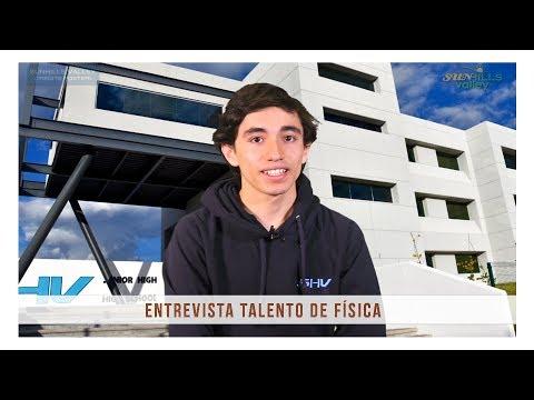 Entrevista Talento de Física
