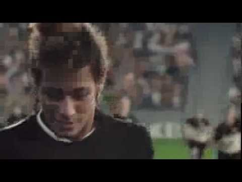 Nike Add 2012 Cristiano Neymar Guardiola .My time is now