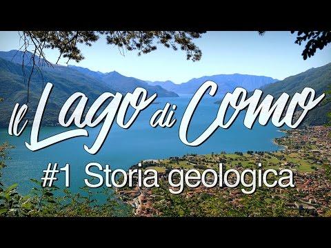 Il Lago di Como #1 - Storia geologica