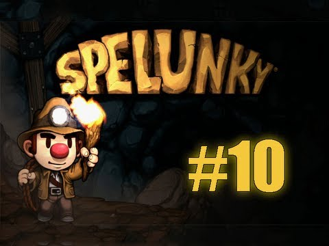 Northernlion Plays - Spelunky! [Episode 10]