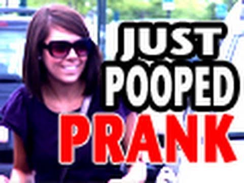 I just Pooped Prank