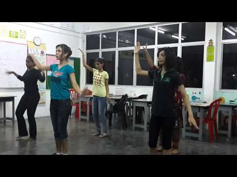 Practice Malay song