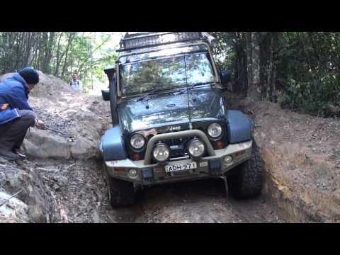 Watagans Scramble - Part 1 HD