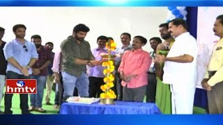 Telugu Short Film Show in Warangal NIT | SV Krishna Reddy Attended | HMTV - YOUTUBE