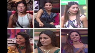 In Graphics: Bigg Boss 11: 7 contestants have been NOMINATED! - ABPNEWSTV