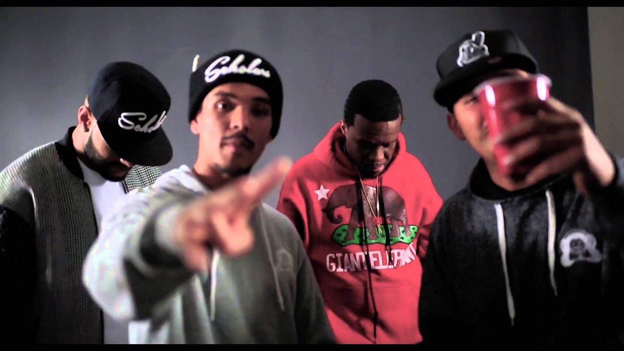Divine Dollamob ft. Da Alphabets & Chippass - I Be The Nigga (Exclusive Music Video)