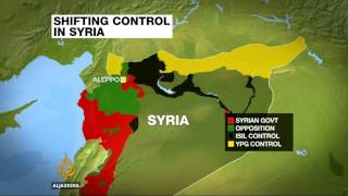 ISIL gains territory near Turkish border - ALJAZEERAENGLISH