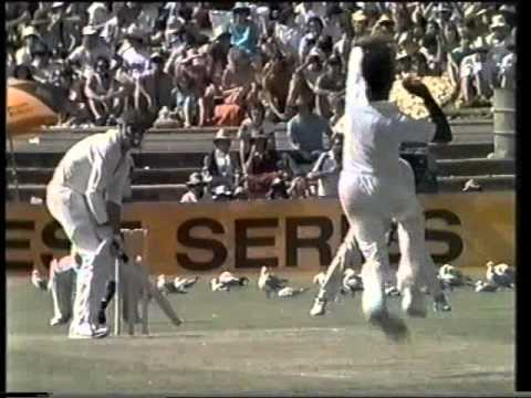 WEST INDIES FAST BOWLERS OF THE 80'S - BRUTAL COMPILATION!