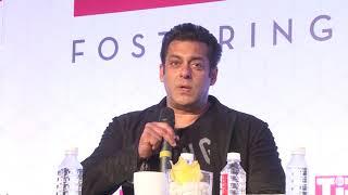 Salman Khan Full Speech At TiE Global Summit (TGS) 2018 At J W Marriott Mumbai | UNCUT - HUNGAMA
