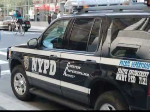 New York Police Department & Fire Department -2007-