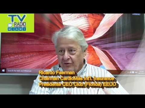TVRadioMiami - CardioMas Innovacion en seguros de salud.
