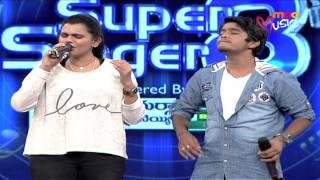 Super Singer 8 Episode 23 - Pranavi and Rithesh Performance - MAAMUSIC