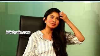 Sai Pallavi interview about Kanam - idlebrain.com - IDLEBRAINLIVE