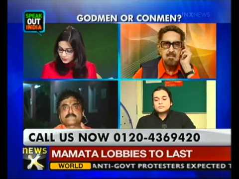 Speak out India: Arrest warrant for godman Swami Nithyananda - NewsX