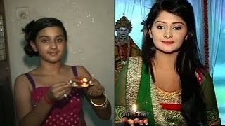 Watch how Avni, Ajabde celebrated Diwali - IANSINDIA